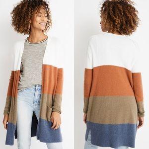 ✨ Madewell Kent Striped Cardigan Sweater ✨